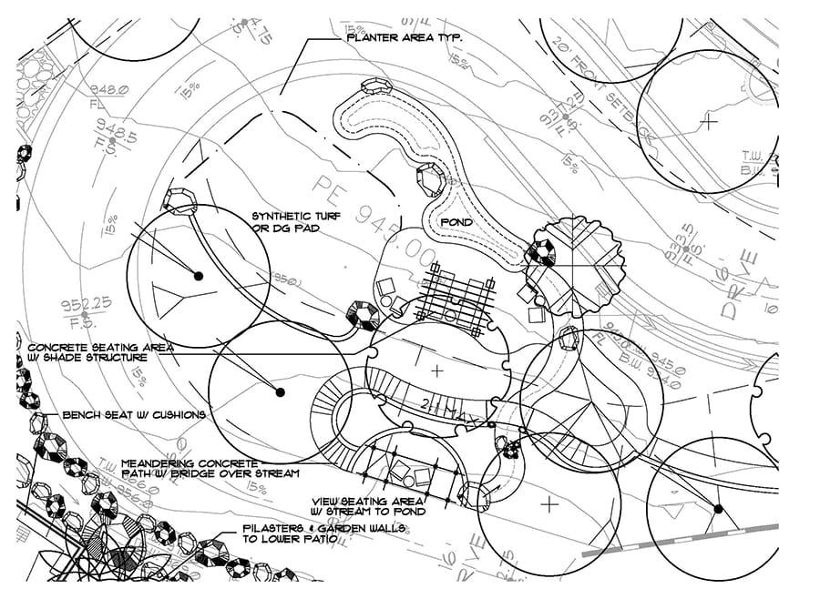 Landscape Architecture Schematic Design
